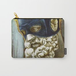 """Masked Hercules"" Carry-All Pouch"