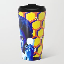 Save the Queen  Metal Travel Mug