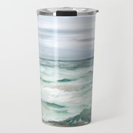 Oceanscape of Anna Maria Island Florida. Travel Mug