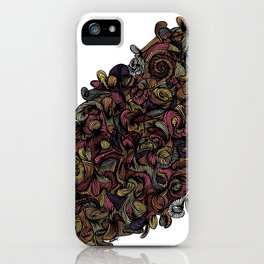 Late October iPhone Case