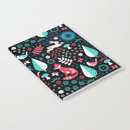 Electric Forest Notebook