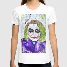 The Joker Watercolor T-shirt
