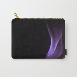 Purple Smoke Carry-All Pouch