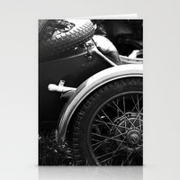 motorcycle Stationery Cards featuring motorcycle by Falko Follert Art-FF77