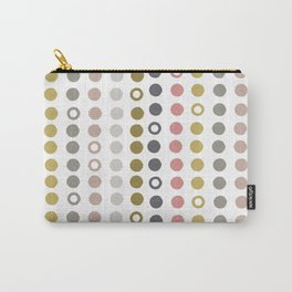 Mod Dots Carry-All Pouch
