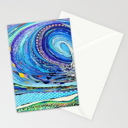 WaveBarrel Stationery Cards