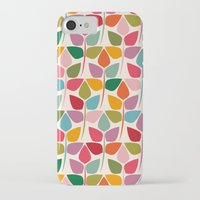 plants iPhone & iPod Cases featuring Plants by Helene Michau