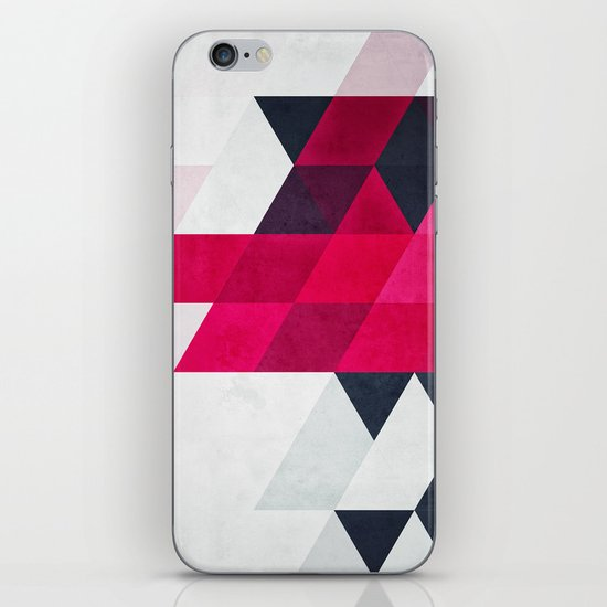 minimylysse iPhone & iPod Skin