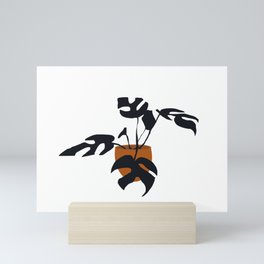 Houseplants Forever II Mini Art Print