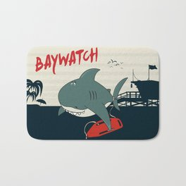 Baywatch  Bath Mat