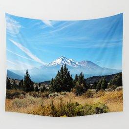 Mt. Shasta Wall Tapestry