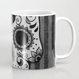 Día de los Muertos - Grey Coffee Mug