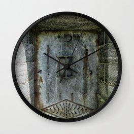 Moon Time Wall Clock