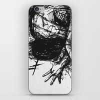 medicine iPhone & iPod Skins featuring Medicine Man by Dr. Lukas Brezak