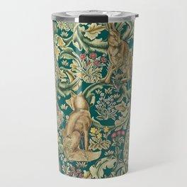 The Forest  William Morris Travel Mug