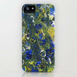 Seaweed in the Surf iPhone Case