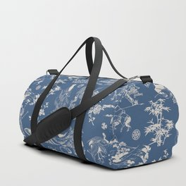 Hokusai - Dragon Power Duffle Bag