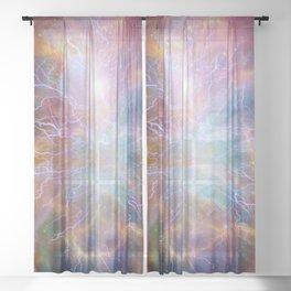 Eternal Energy Sheer Curtain
