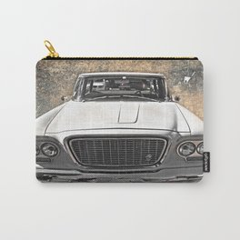Vintage Vehicle Carry-All Pouch