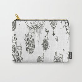 Travel Through Carry-All Pouch
