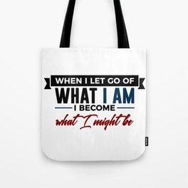 Realize Your Potential Tote Bag