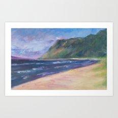 Otter Creek, Sleeping Bear Dunes Art Print