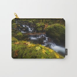 Dividing the Forest Carry-All Pouch