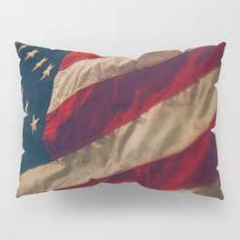 The Flag (Color) Pillow Sham