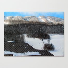 Sugarloaf Sunrise (1) Canvas Print