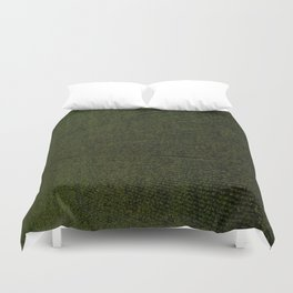 Rural Corn Fields Duvet Cover