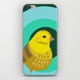 Yellowhammer iPhone Skin