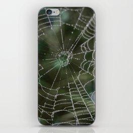 webs iPhone Skin