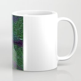 Abstract  Dimensional Art Coffee Mug
