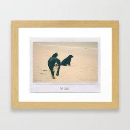 The gurus Framed Art Print