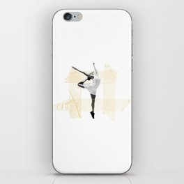dance with me iPhone Skin
