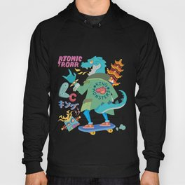 King of Monsters Hoody