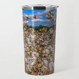 Sea of Cotton Travel Mug