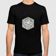 Collectivity Mens Fitted Tee Black MEDIUM