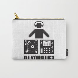 DJ your life Carry-All Pouch