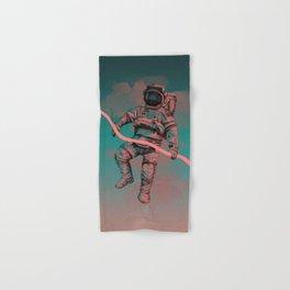 Fallen Astronaut Hand & Bath Towel