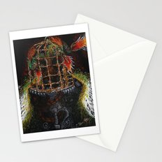 Wings of Gossip Stationery Cards