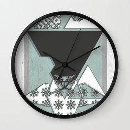 More Wisdom Wall Clock