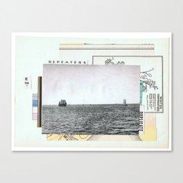 Echo • Canvas Print