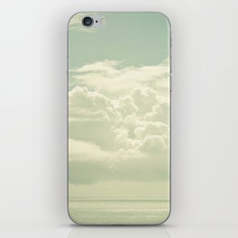 As the Clouds Gathered iPhone Skin