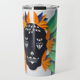 Calavera 3 Travel Mug