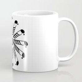 Music note mandala 3 Coffee Mug