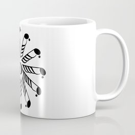 Music note mandala 3 Coffee Mug