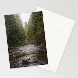 Salmon River II Stationery Cards