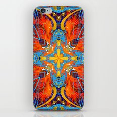Mandala #6 iPhone & iPod Skin