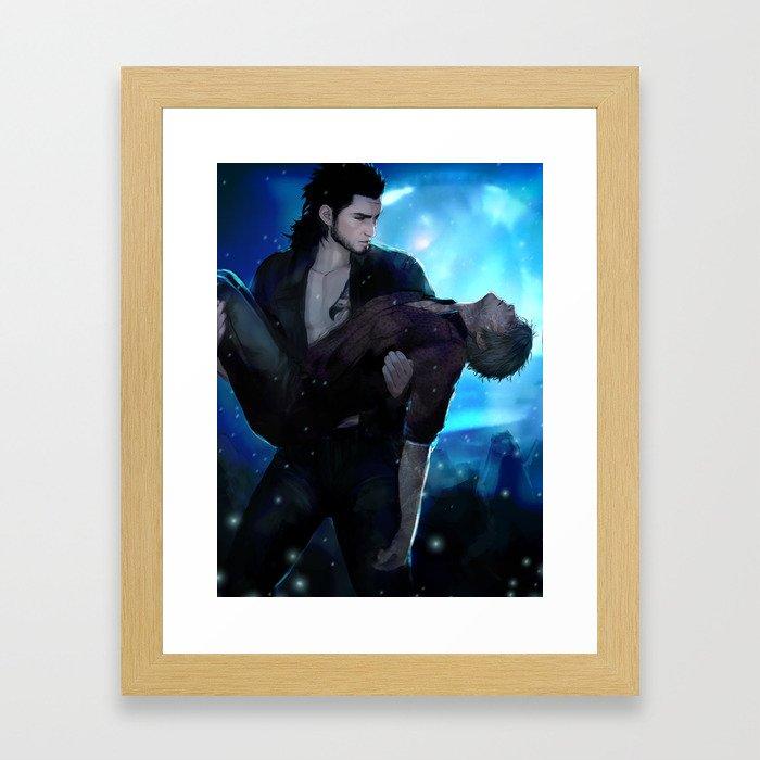 A Sacrifice Framed Art Print